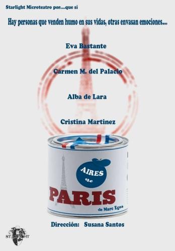 Aire de Paris Starlight