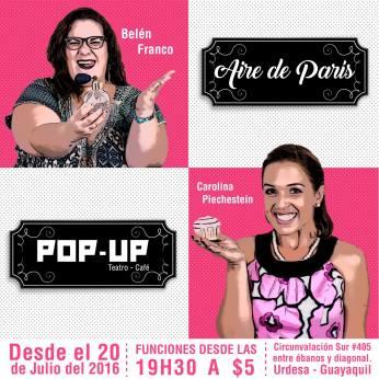 Aire Paris Guayaquil