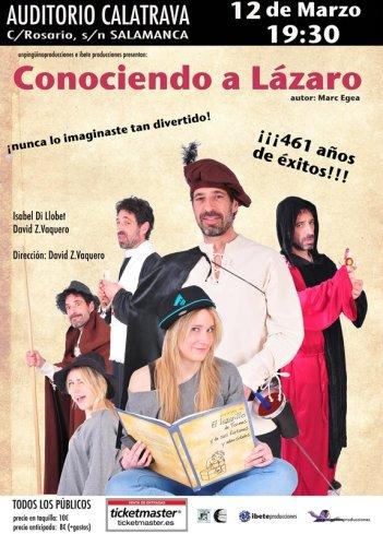 Conociendo Lazaro