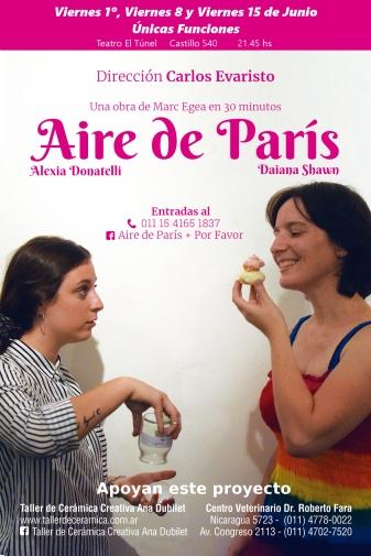 Aire Paris Argentina