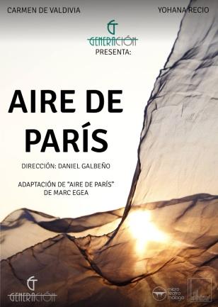 Aire de Paris Generacion Teatro