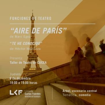 Aire Paris CUCEA