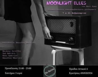 Moonlight Blues La Latina