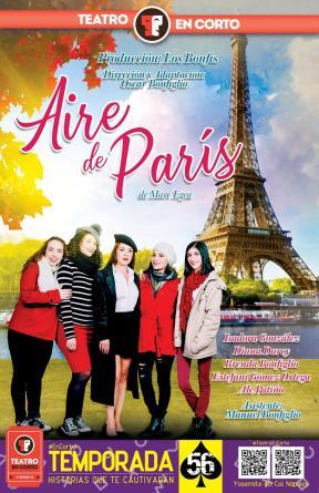 Aire de Paris - los Bonfis