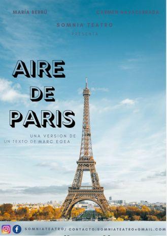 Aire de Paris - Somnia Teatro