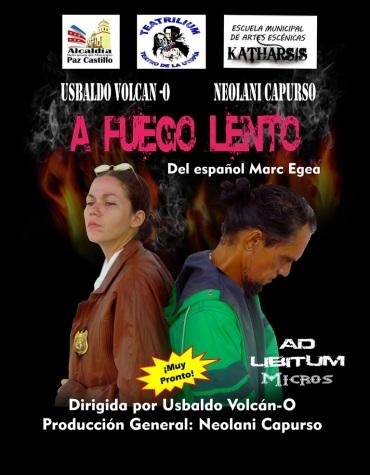A fuego lento - Santa Lucia