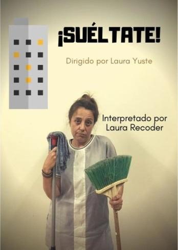 Sueltate - Laura Yuste