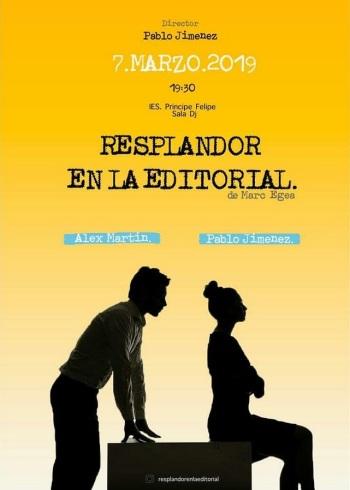 Resplandor - Pablo Jimenez