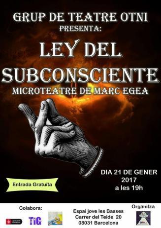 ley subconsciente